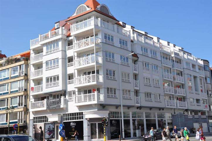 PRINCE OF WALES nieuwbouw appartement Knokke