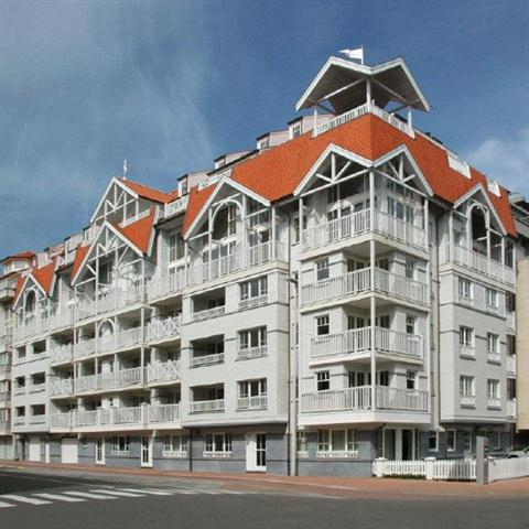 TIMES SQUARE nieuwbouw appartement Knokke